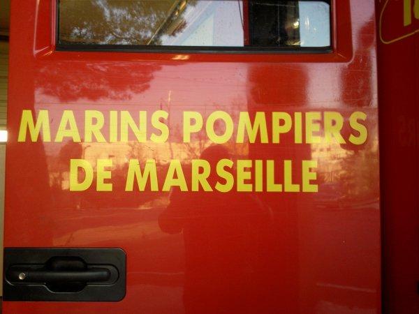 pompier de marseille