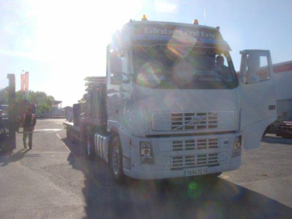 3 jours en camion