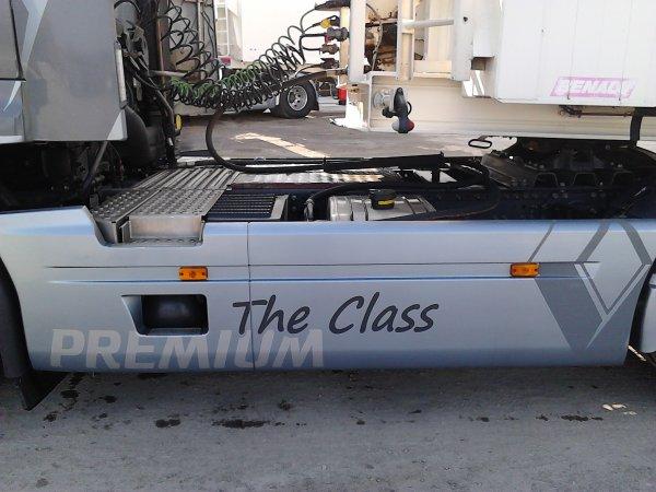 The Class Premium