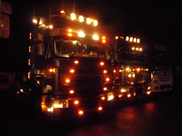 de nuit a Chevanceaux