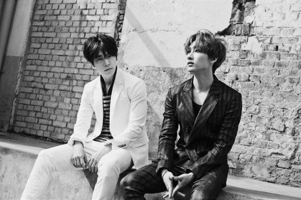 Super Junior Donghae & Eunhyuk