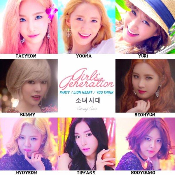 Girls' Generation - So Nyeo Shi Dae (SNSD)