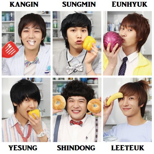 Super Junior Happy