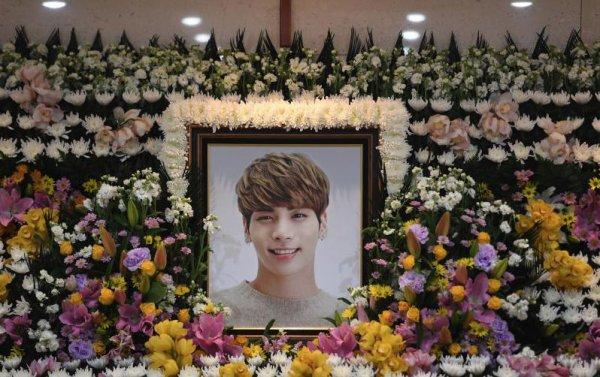 Lettre d'adieu de Jonghyun
