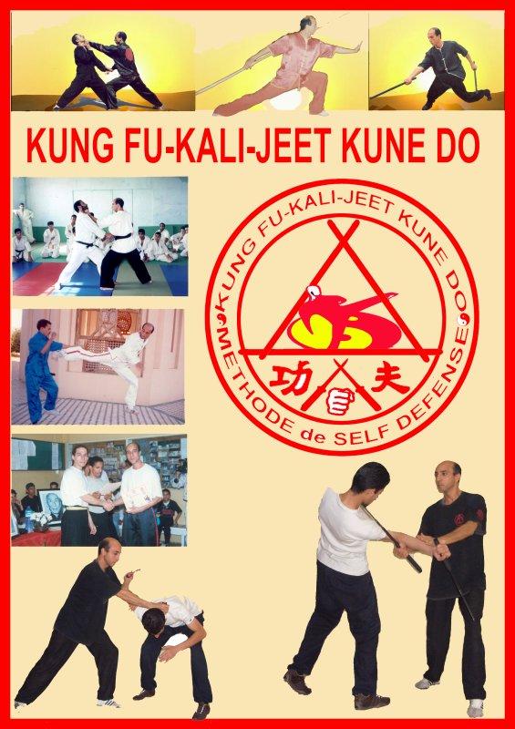 KUNG-FU WU SHU & KUNG FU-KALI-JEET KUNE DO