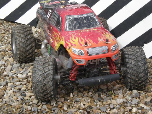 monster truck , modelisme voiture