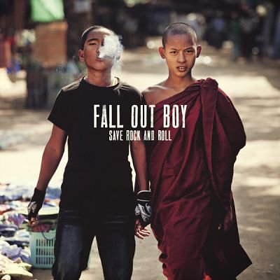 Save Rock And Roll / Just One Yesterday (feat. Foxes) / Fall Out Boy (2013)