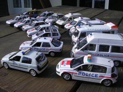 mini voiture police policeman77. Black Bedroom Furniture Sets. Home Design Ideas