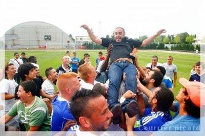 Le football amiénois en fête avec l'AC Amiens et l'Amiens SC