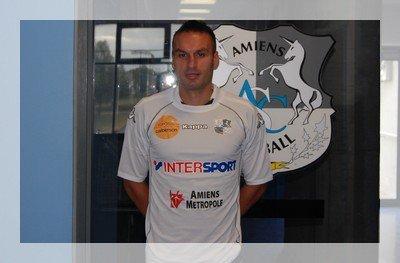 ►► TRANSFERT (officiel)   -  Vlade Lazarevski rejoint Amiens ! ◄◄