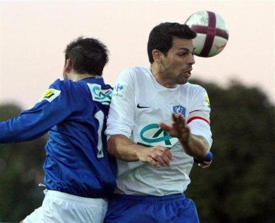 Coupe de France - (PONTARLIER / AMIENS SC) - Une défaite au gout Amer !
