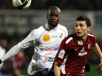 Ligue 2 - (METZ / AMIENS SC) - Amiens craque a Saint-Symphorien...