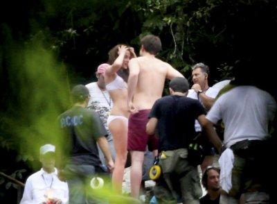 ---Quelques photos du dernier volet de la saga Twilight, qui est actuellement en tournage à Paraty au Brésil.---