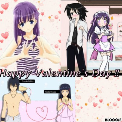 Joyeeuse st-Valentin! ^^