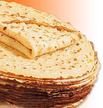 Pour les allergiques au gluten : une recette de crêpes sans farine