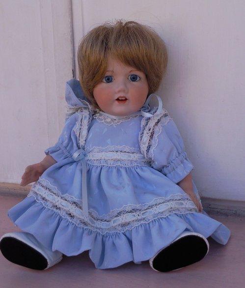 Hilda bébé (suite)