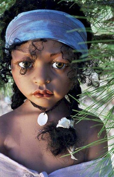 des poupées extraordinaires