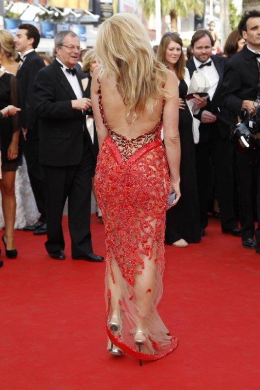 Nous sommes au festival de Cannes du 16 au 27 mai 2012. Que de stars!