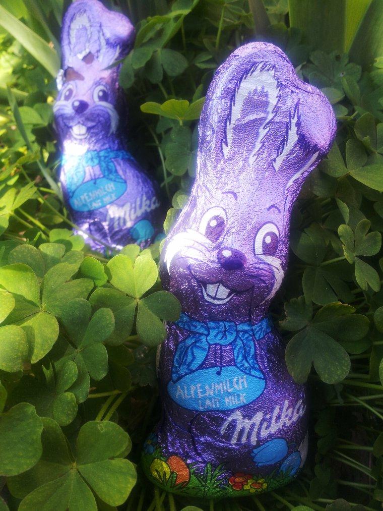 Bonne fête de Pâques les amis, les cloches sont passées!
