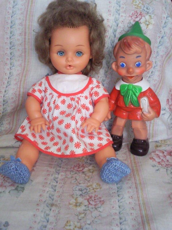 Pinocchio se fait des amies