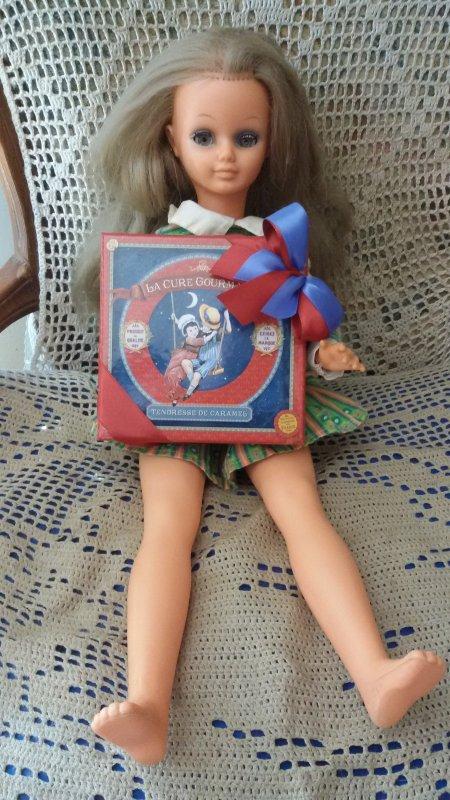 La belle Betsie a reçu un cadeau