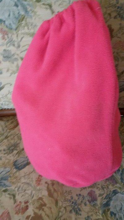 Vide grenier du dimanche 6 septembre 2015, un sac rempli de vêtements, acheté pour cet ensemble Bella