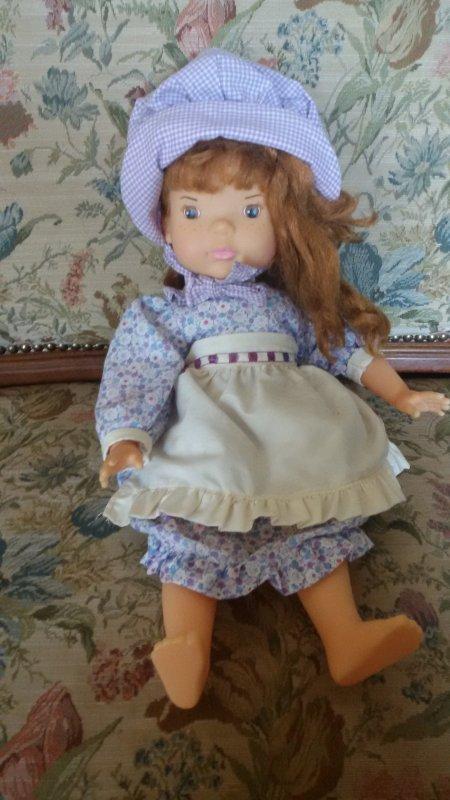 Je ne garde pas non plus ... A échanger ou à vendre  n°69... poupée Sarah Kay