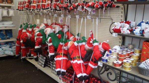 En attendant le père Noel  10 décembre 2015.