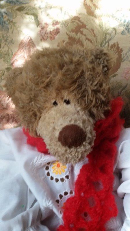 En attendant le père Noel en mode ours et gourmandises 17 décembre 2015