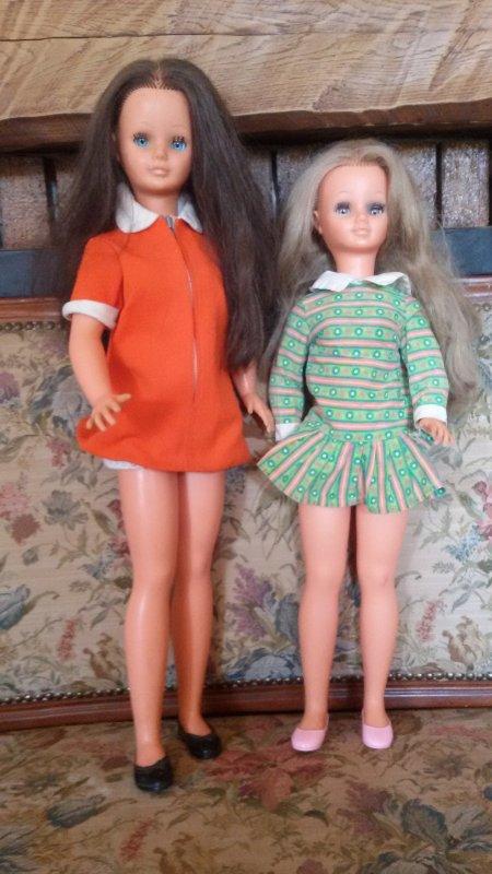Pour Isabelle, c'est Betsie qui a bénéfié des chaussures noires.