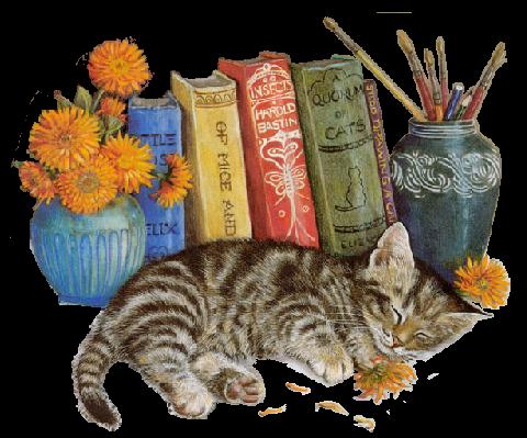 Couds un mini chat pour Loulotte, Bleuette...