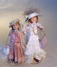 Les poupées  d'IGMA
