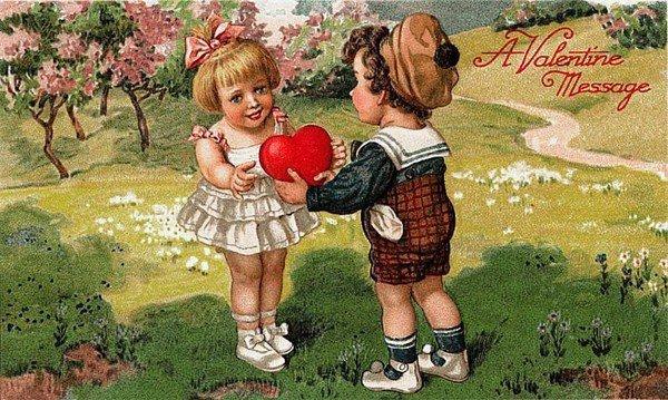 Bonne Saint-Valentin.