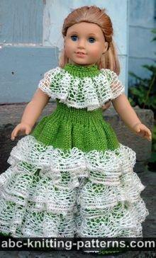 Pour les tricoteuses anglophones des modèles gratuits pour les poupées ou pour avoir des idées.