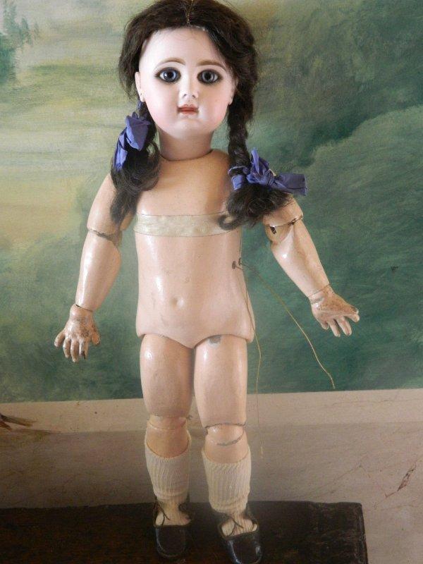 le prix des poupées  sur E..Poupée Jumeau.