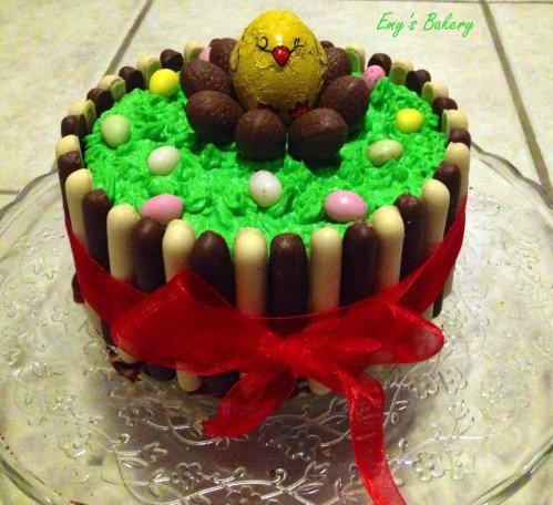 Idée de gâteau pour Pâques