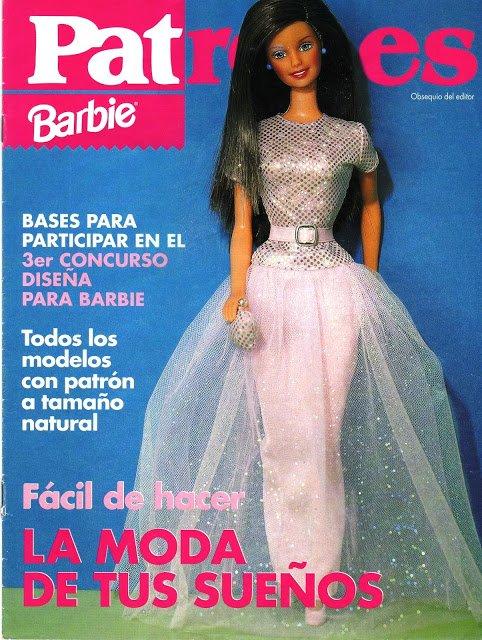 Patron pour Barbie