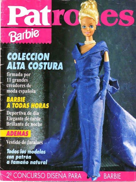Patron pour Barbie n 2