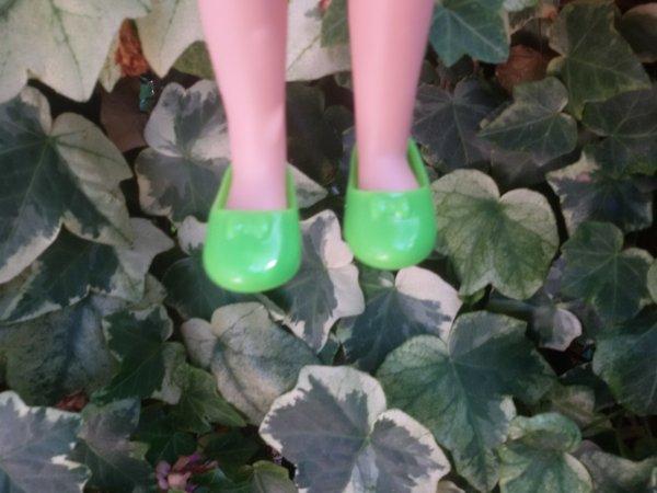 Chaussures compatibles Cathie trouvées en VDG.