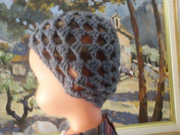 Une petite devinette, la première qui trouvera, recevra ce bonnet gris.