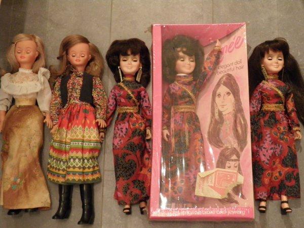 Vu sur e..., une poupée inconnue pour moi, Aimée d'Hasbro.