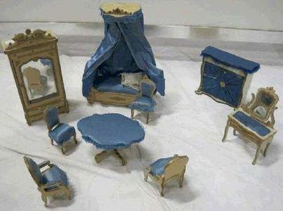 Pour Cristina et tous ceux qui aiment les miniatures.