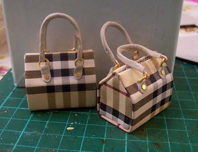 Tuto pour fabriquer un sac pour ta poupée.