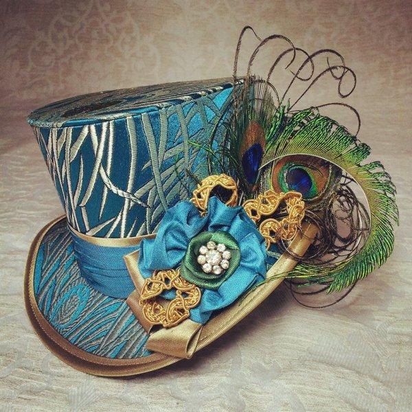 Des chapeaux féeriques