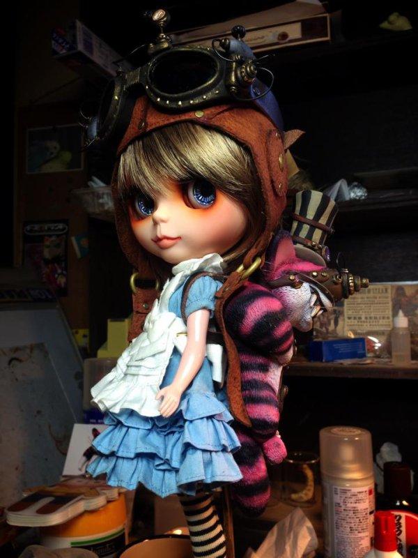 Les poupées de Kamaty Moon