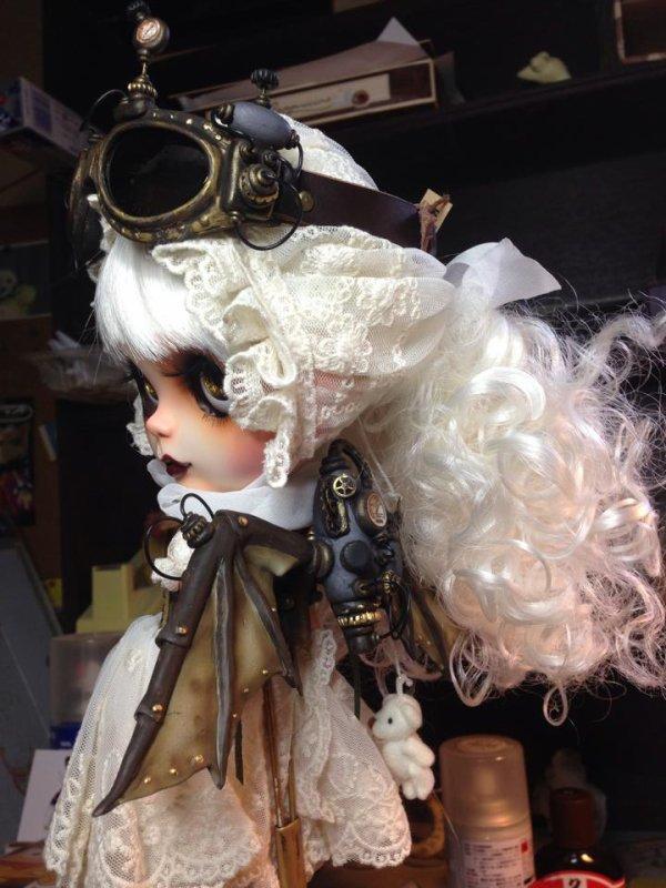 Les poupées de Kamaty Moon, suite.
