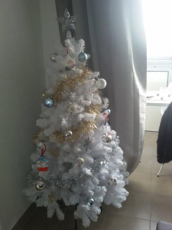 Le Père Noel est bien passé...
