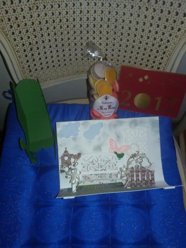 Echange de Noel organisé par Katoutka.
