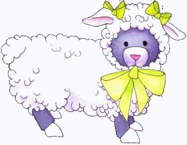Je suis un gros poupon Clodrey! Frisé comme un petit mouton.