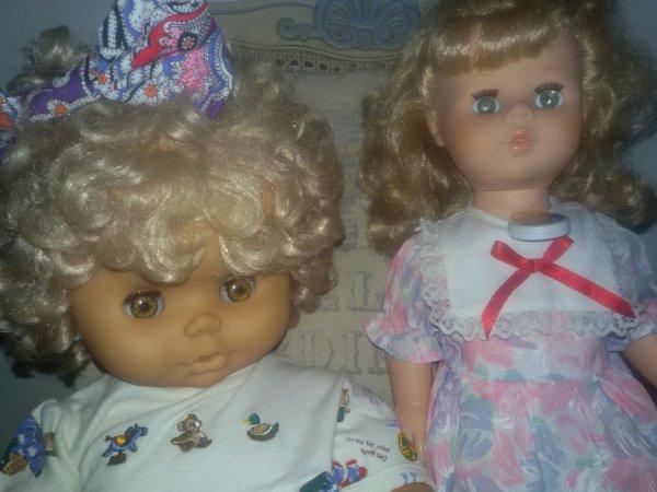Clodrey et Kattie de Raynal